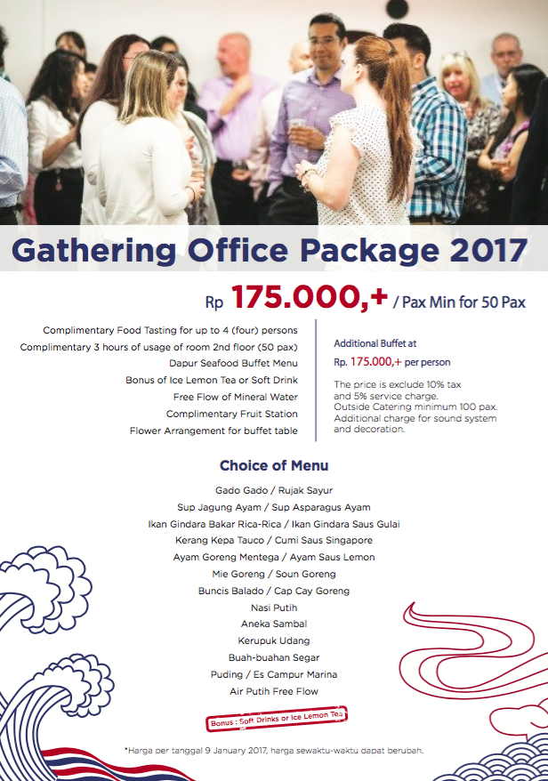 Package B - Office Gathering