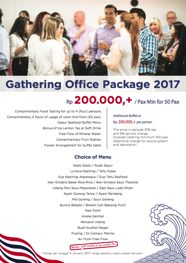 Package C - Office Gathering